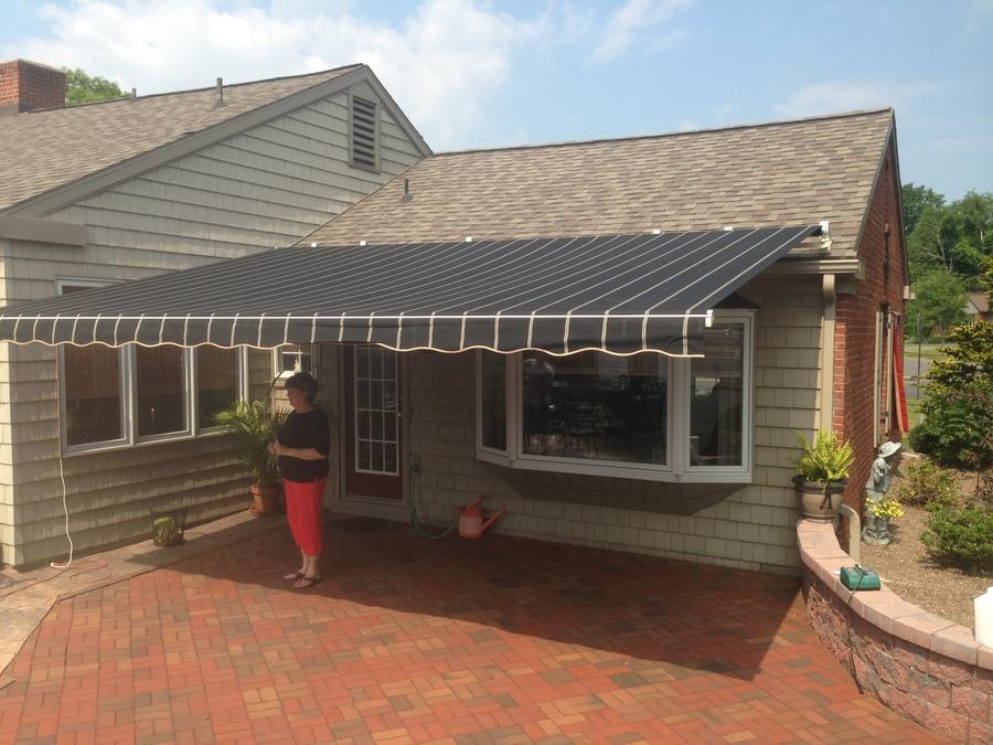 SunSetter Roof Mounts & Roof Bracket