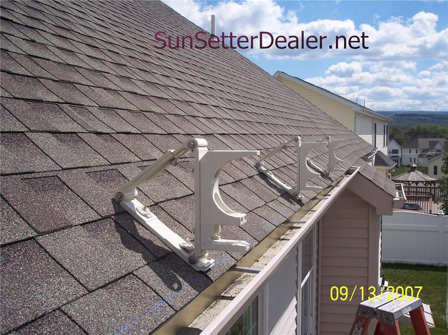 Sunsetter Roof Mounts Roof Bracket Pictures